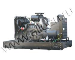 Дизель электростанция Fogo FU500 мощностью 550 кВА (440 кВт) на раме