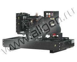 Дизель электростанция Fogo FM30 мощностью 33 кВА (26 кВт) на раме