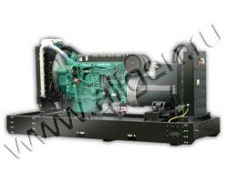 Дизель электростанция Fogo FV325 мощностью 356 кВА (285 кВт) на раме