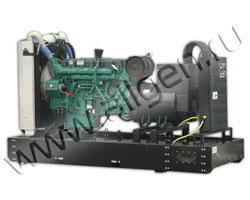 Дизель электростанция Fogo FV510 мощностью 560 кВА (448 кВт) на раме