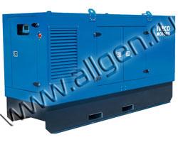 Дизель генератор FPT GEF30MA мощностью 33 кВА (26 кВт) в шумозащитном кожухе