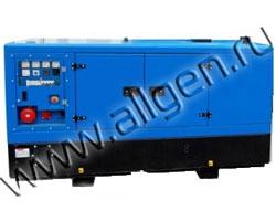 Дизельная электростанция FPT GEC300ED
