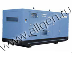 Дизель генератор Geko 500000 ED-S/DEDA мощностью 550 кВА (440 кВт) в шумозащитном кожухе