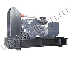 Дизель электростанция Genmac G500POA (PSA) мощностью 550 кВА (440 кВт) на раме