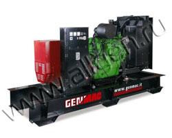 Дизельный генератор Genmac G150IOA (ISA)
