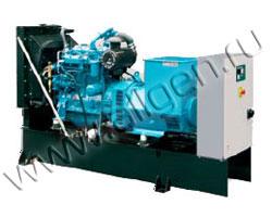Дизель электростанция GenPowex SG 80 мощностью 88 кВА (70 кВт) на раме