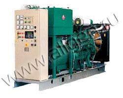 Дизель электростанция GenPowex VP 330 мощностью 359 кВА (287 кВт) на раме