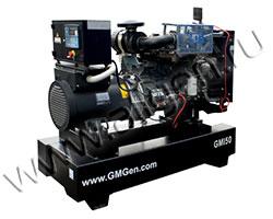 Дизель электростанция GMGen GMI50 мощностью 50 кВА (40 кВт) на раме