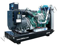 Дизель электростанция GMGen GMV550 мощностью 550 кВА (440 кВт) на раме