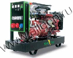 Дизель электростанция Green Power GP350A/V мощностью 347 кВА (278 кВт) на раме
