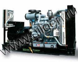 Дизель электростанция Green Power GP560A/I-N мощностью 550 кВА (440 кВт) на раме
