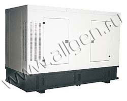 Дизель генератор Grupel CY-PK-32 мощностью 33 кВА (26 кВт) в шумозащитном кожухе