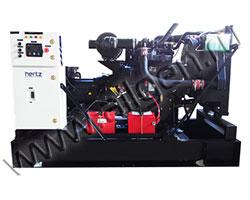 Дизель электростанция HERTZ HG50PС мощностью 50 кВА (40 кВт) на раме