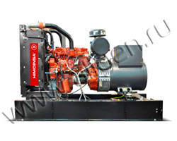 Дизель электростанция Himoinsa HHW-30 T5 мощностью 33 кВА (26 кВт) на раме