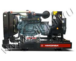 Дизель электростанция Himoinsa HDW-525 T5 мощностью 564 кВА (451 кВт) на раме