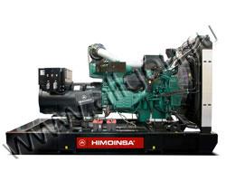 Дизель электростанция Himoinsa HVW-325 T5 мощностью 357 кВА (286 кВт) на раме