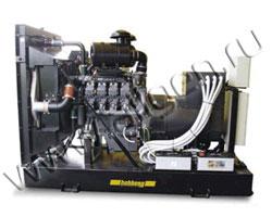 Дизель электростанция Hobberg HD 84  мощностью 84 кВА (67 кВт) на раме