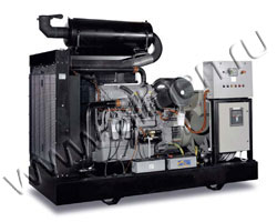Дизель электростанция Hobberg HDD 345  мощностью 347 кВА (277 кВт) на раме