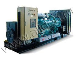 Дизель электростанция Hobberg HV 560  мощностью 550 кВА (440 кВт) на раме