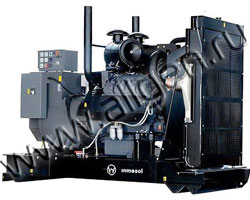 Дизель генератор Inmesol AD 044 / ID 044 мощностью 44 кВА (35 кВт) на раме