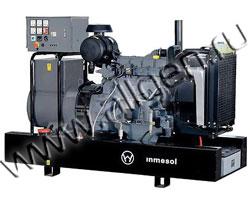 Дизель электростанция Inmesol AAD-032 мощностью 32 кВА (26 кВт) на раме