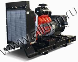 Дизель электростанция JCB G550X (QX) мощностью 550 кВА (440 кВт) на раме