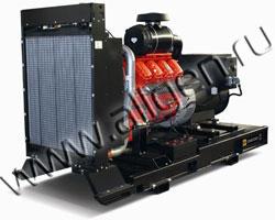 Дизель электростанция JCB G600X (QX) мощностью 590 кВА (472 кВт) на раме