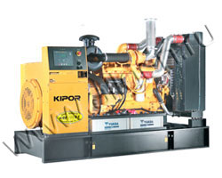 Дизель электростанция Kipor KDE100E3 мощностью 88 кВА (70 кВт) на раме
