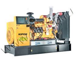 Дизель электростанция Kipor KDE360E3 мощностью 340 кВА (272 кВт) на раме