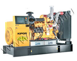 Дизель электростанция Kipor KDE580E3 мощностью 550 кВА (440 кВт) на раме