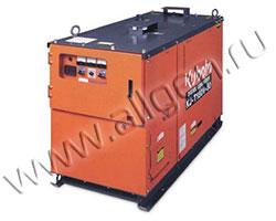 Дизель генератор Kubota KJ-T300 мощностью 33 кВА (26 кВт) в шумозащитном кожухе