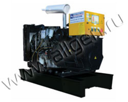 Дизель электростанция Kurkcuoglu KJC355 мощностью 355 кВА (284 кВт) на раме