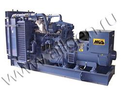Дизель электростанция Mitsubishi MGS0500B мощностью 580 кВА (464 кВт) на раме