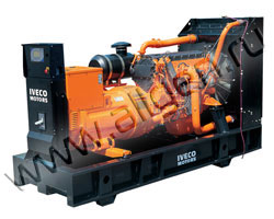 Дизельная электростанция Mobil-Strom IK-250 / IS-250