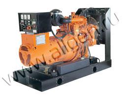 Дизель электростанция Mobil-Strom IK-30 / IS-30 мощностью 33 кВА (26 кВт) на раме