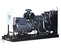 Дизель электростанция MOS АД-250С-Т400 мощностью 344 кВА (275 кВт) на раме