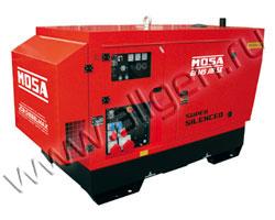 Дизельная электростанция MOSA GE 145 JSX