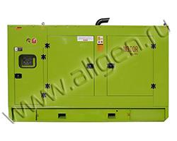 Дизельная электростанция MOTOR АД160-Т400-R