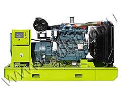 Дизель электростанция MOTOR АД250-T400-Я мощностью 344 кВА (275 кВт) на раме