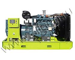 Дизель электростанция MOTOR АД250-Т400-DO мощностью 344 кВА (275 кВт) на раме