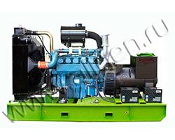 Дизель электростанция MOTOR АД400-T400-Я мощностью 550 кВА (440 кВт) на раме