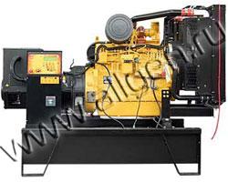 Дизель электростанция Onis Visa JD 80  мощностью 88 кВА (70 кВт) на раме