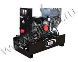 Дизель электростанция RID 30 Deutz мощностью 33 кВА (26 кВт) на раме