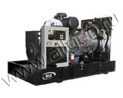 Дизель электростанция RID 500 Deutz мощностью 550 кВА (440 кВт) на раме