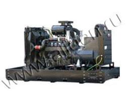 Дизель электростанция RID 500 Doosan мощностью 550 кВА (440 кВт) на раме