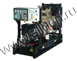 Дизель электростанция Rkraft HHC43 мощностью 47 кВА (38 кВт) на раме