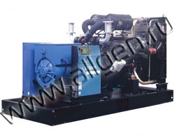 Дизель электростанция SDMO D550 мощностью 550 кВА (440 кВт) на раме