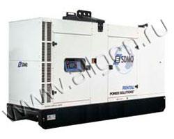 Дизель генератор SDMO R350 мощностью 350 кВА (280 кВт) в шумозащитном кожухе