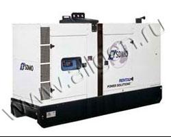 Дизель генератор SDMO R550 мощностью 550 кВА (440 кВт) в шумозащитном кожухе