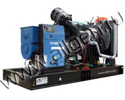 Дизель электростанция SDMO V350C2 мощностью 350 кВА (280 кВт) на раме